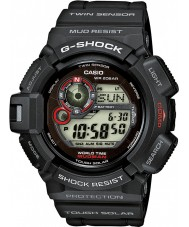 Casio G-9300-1ER Mens g-shock twin sensor soldrevne ur