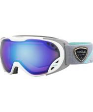 Bolle 21460 Hertuginden hvid og grå - aurora skibriller