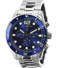 Elliot Brown 929-003-B01 Mens bloxworth sølv stål kronograf ur