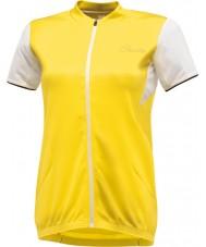 Dare2b DWT135-0QX16L Ladies røre på lyse gule trøje - uk 16 (xl)