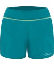 Dare2b DWJ344-0FV08L Ladies succession emalje blå shorts - størrelse UK 8 (xs)