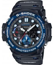 Casio GN-1000B-1AER Mens g-shock gulfmaster tidevandsgraf og månen alder sort ur