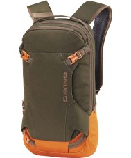 Dakine 10001470-TIMBER-81X Heli pack 12l rygsæk