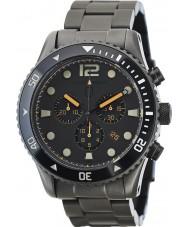 Elliot Brown 929-004-B05 Mens bloxworth grå ip stål kronograf ur