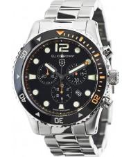 Elliot Brown 929-005-B01 Mens bloxworth sølv stål kronograf ur