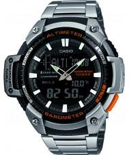 Casio SGW-450HD-1BER Mens core sølv højdemåler og barometer combi ur