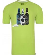 Dare2b Herreflaske lime grøn t-shirt