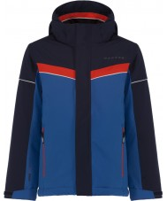 Dare2b Kids mentored oxford blue jacket