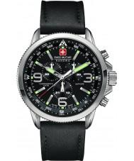 Swiss Military 6-4224-04-007 Mens pil chrono sort ur
