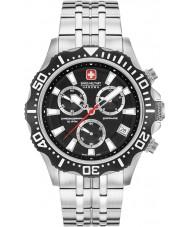Swiss Military 6-5305-04-007 Herre patrulje ur
