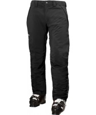 Helly Hansen Mens hastighed isolerede sort ski bukser