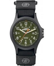 Timex TW4B00100 Mens ekspedition camper kerne sort ur
