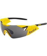 Bolle 6th Sense skinnende gul sort TNS pistol solbriller