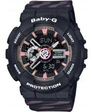 Casio BA-110CH-1AER Ladies baby-g ur