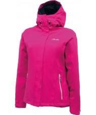 Dare2b DWW120-1Z008L Ladies konvoj elektrisk pink vandtæt jakke - størrelse XXS (8)