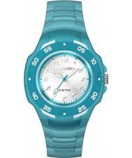 Timex TW5M06400 Kids maraton blå resin rem ur