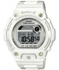 Casio BLX-100-7ER Ladies baby g tidevandsgraf hvid ur