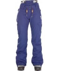 Picture WPT046-DARKB-L Dame treva ski bukser