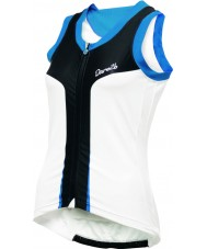 Dare2b DWT112-90018L Ladies AEP rulle hvid jersey top - størrelse xl (18)