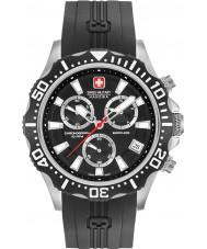 Swiss Military 6-4305-04-007 Herre patrulje ur