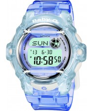 Casio BG-169R-6ER Ladies baby g telememo 25 blå digital ur