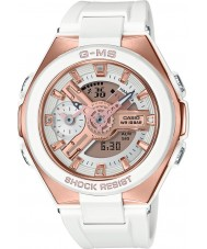 Casio MSG-400G-7AER Ladies baby-g ur