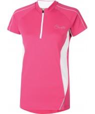Dare2b Damer nyder el-pink t-shirt