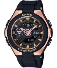 Casio MSG-400G-1A1ER Ladies baby-g ur