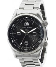 Elliot Brown 202-006-B07 Mens Canford sølv stållænke ur
