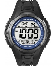 Timex T5K359 Mens Black marathon sport ur
