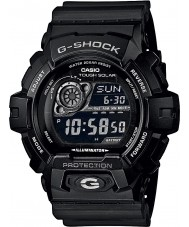 Casio GR-8900A-1ER Mens g-shock verden tid sort soldrevne ur