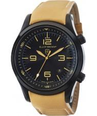 Elliot Brown 202-008-L04 Mens Canford tan læderrem ur