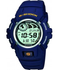 Casio G-2900F-2VER Mens g-shock e-database blå ur