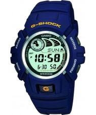 Casio G-2900F-2VER Mens g-shock e-database blå ur
