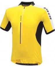 Dare2b DMT134-0QX40-XS Mens astir lyse gule trøje t-shirt - størrelse XS