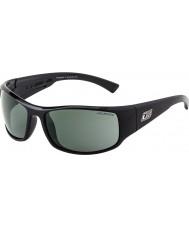 Dirty Dog 53337 mule sorte solbriller