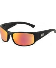 Dirty Dog 53339 mule sorte solbriller