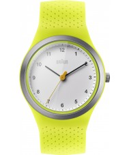 Braun BN0111WHGRL Ladies sport grøn silikone rem ur
