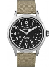 Timex T49962 Mens ekspeditionen spejder tan ur