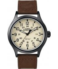 Timex T49963 Mens ekspeditionen spejder brun ur
