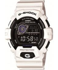 Casio GR-8900A-7ER Mens g-shock verden tid hvid soldrevne ur