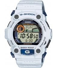 Casio G-7900A-7ER Mens g-shock g-redning hvid ur