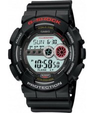 Casio GD-100-1AER Mens g-shock super auto LED lys ur