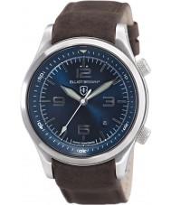 Elliot Brown 202-007-L07 Mens Canford brun læderrem ur