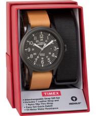 Timex TWG016200 Herre ekspedition scout watch gave sæt