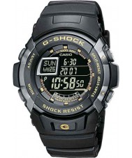 Casio G-7710-1ER Mens g-shock sort auto-illuminator ur