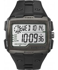 Timex TW4B02500 Mens ekspeditionen digital chok sort chrono ur