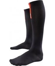 2XU WA1956E-BLK-L Ladies pwx sorte kompression sokker til nyttiggørelse - størrelse l